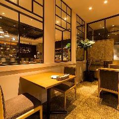 【1階】テーブル席(4名様まで)