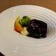 宮崎県産黒毛和牛 牛ホホ肉の赤ワイン煮込み 1,290円