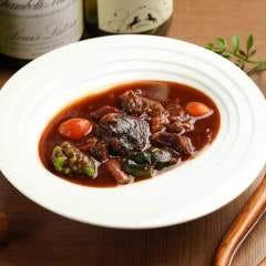 ビーフシチュー(白ご飯付き)