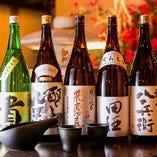 渋谷で一番の品ぞろえの日本酒