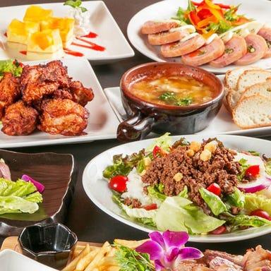 炙りにく寿司食べ放題 肉バル PERORI 新潟駅前店 コースの画像