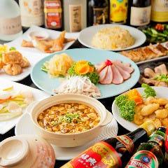 ユーラシア料理(モンゴル・中華料理) 福縁 堺筋本町
