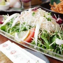 10種類の健康サラダ