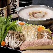 2H飲み放題付★水炊きコース7,000円