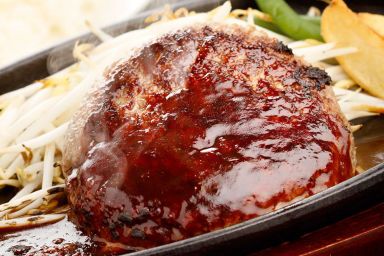 1ポンドのステーキハンバーグ タケル 西中島店  メニューの画像
