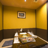 無煙ロースター完備の完全個室