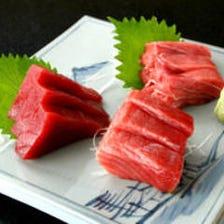 魚介類・創作和食と日本酒に舌鼓♪