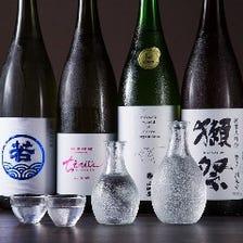 季節感を楽しめる日本酒とワイン