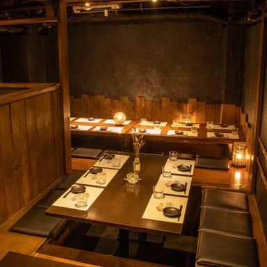 隠れ家個室居酒屋 縁 ~えにし~ 札幌すすきの店 店内の画像