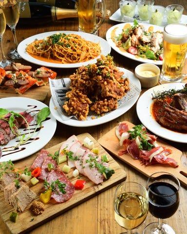イタリア大衆食堂 堂島グラッチェ 福島店 メニューの画像