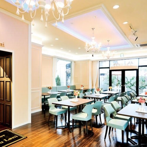 グランパークホテル パネックス 八戸 レストラン Hale Ku Lani