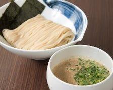 味の特性を考え、麺の種類を変更