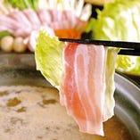 糸島産の雷山豚【福岡県】