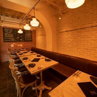 隠れ家レストラン TRATTORIA Peco(トラットリア ペコ) 仙台東口 こだわりの画像