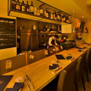 隠れ家レストラン TRATTORIA Peco(トラットリア ペコ) 仙台東口 店内の画像