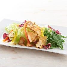 自然薯カリカリチップサラダ