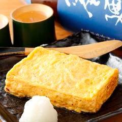 宮城県白石市 竹鶏ファームより竹鶏たまご使用 【おでん屋の出汁巻玉子】