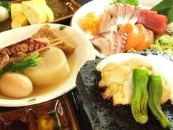 関西風おでん・溶岩焼 瀬戸内近海の鮮魚を堪能できる!