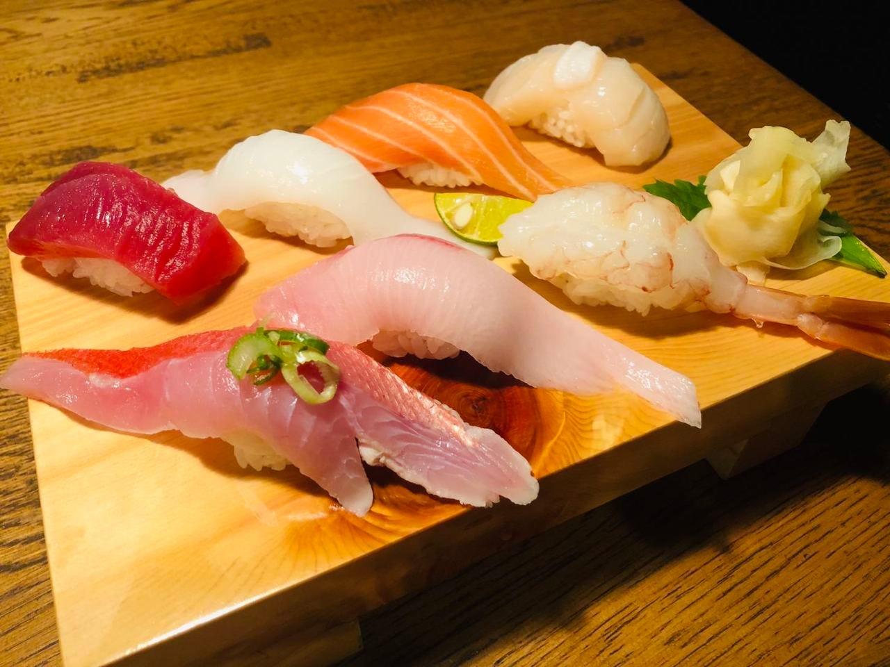 sushi&sake 篝火