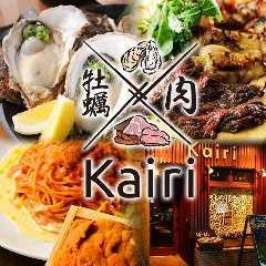 Meat&Oyster 渋谷 Kairi
