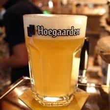 世界のビールが色々と楽しめます☆