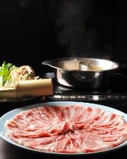 源氏豚を使用したこだわりの豚肉料理