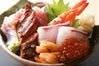 海鮮丼(10種類)