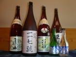 島根の地酒を豊富に品揃え! その他各種銘柄揃えてます。