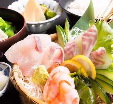 あかし亭 魚の棚  メニューの画像