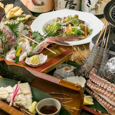 あかし亭 魚の棚  コースの画像