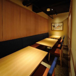 寛ぎのテーブル個室席!