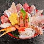 能登の地魚丼