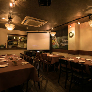 三宮 Pizzeria Bar Legare  店内の画像