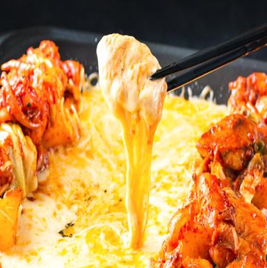 チーズタッカルビ×韓国家庭料理 豚ブザ 赤羽店 メニューの画像