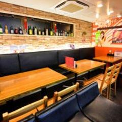 チーズタッカルビ×韓国家庭料理 豚ブザ 赤羽店 店内の画像