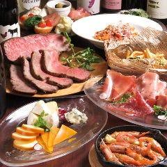 肉とチーズと大衆イタリアン バンビーノ お初天神店