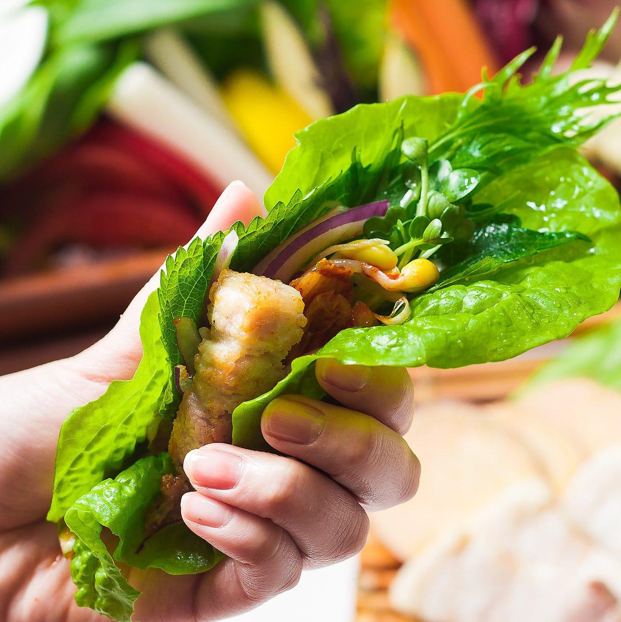 ~農園とテーブルをつなぐ~有機野菜