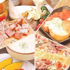 ビアホール&チーズフォンデュ MEAT CRAFT 大宮東口店