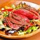 熟成赤身肉に完成★ タリアータは是非ともご賞味下さい♪