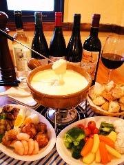 チーズ&フルーツバル GROW