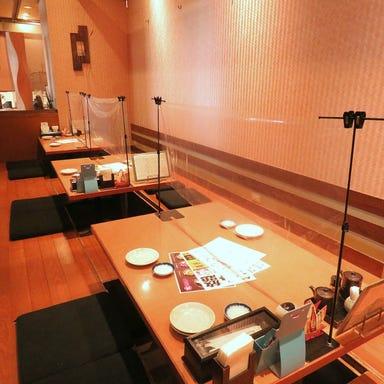 朝次郎 アミュプラザ鹿児島店 店内の画像