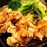 甘辛ダレの鶏の唐揚げ
