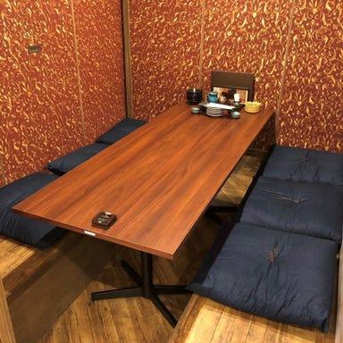 藁焼き小屋 個室居酒屋 た藁や~たわらや~ 長浜駅前店 店内の画像