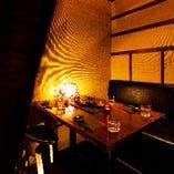 【雰囲気にあう個室♪】歓送迎会、宴会に 最適な個室席を完備☆