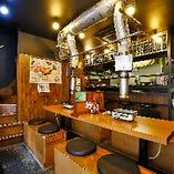【1階/テーブル席】日々の飲み会にぴったり♪活気ある雰囲気が魅力<2~12名様>