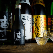 厳選地酒と宮崎焼酎!