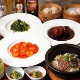 宮崎牛orウニ、イクラ、キノコの土鍋ご飯が選べるお祝いコース『デザートプレート付』[全7品]