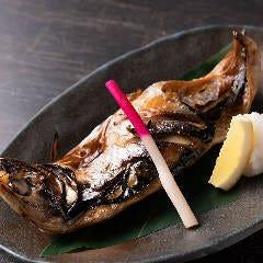 鯖の燻し焼き