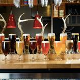 SCHMATZ KANDAオリジナルクラフトドイツビール全5種と、ドイツインポートビールを3種類ご用意♪