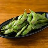 アンチョビ枝豆/Anchovy Edamame